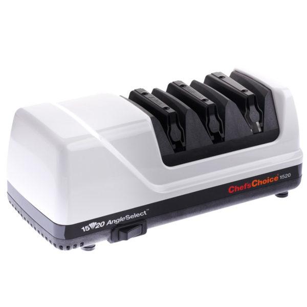 Электрическая точилка для домашних кухонных японских (азиатских) и европейских ножей Chef'sChoice 1520, универсальная электрическая точилка для ножей. Официальный сайт ChefsChoice. Бесплатная доставка всех заказов!